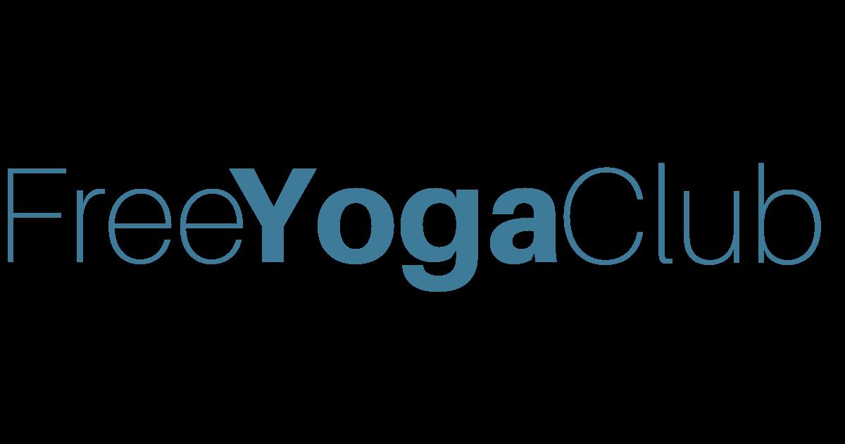 Free Yoga Club Logo