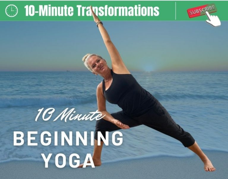 10 Minute Beginning Yoga