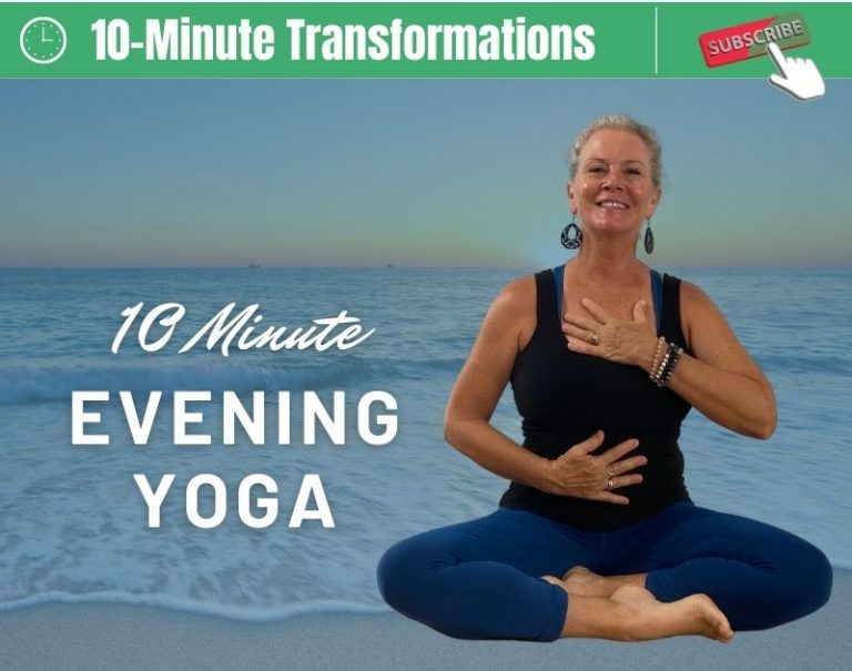 10 Minute Evening Yoga