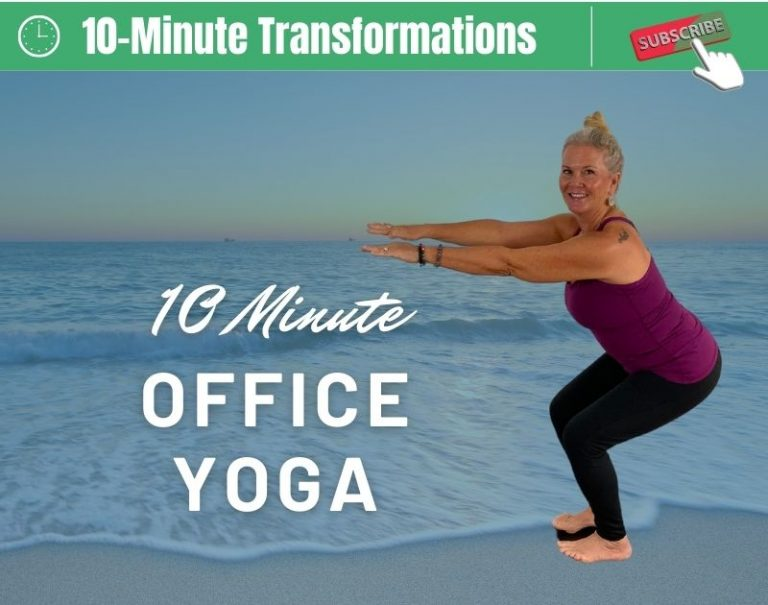 Yoga in Office