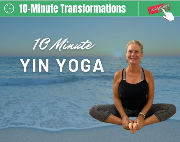 10 Minute Yin Yoga