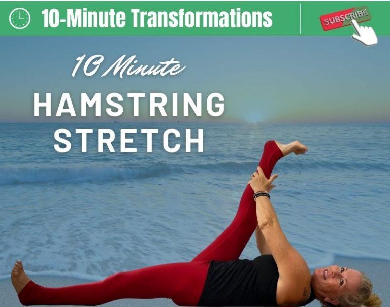 Yoga Hamstring Stretch