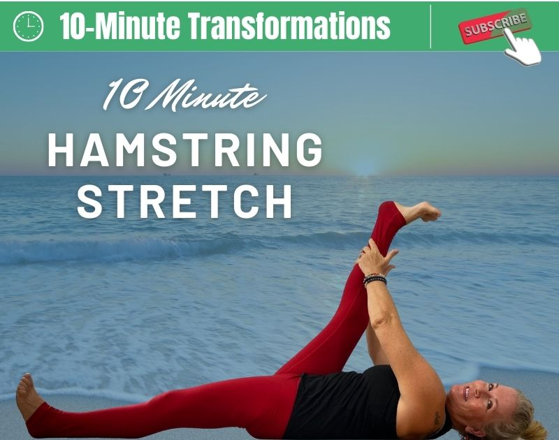 Yoga Hamstring Stretch