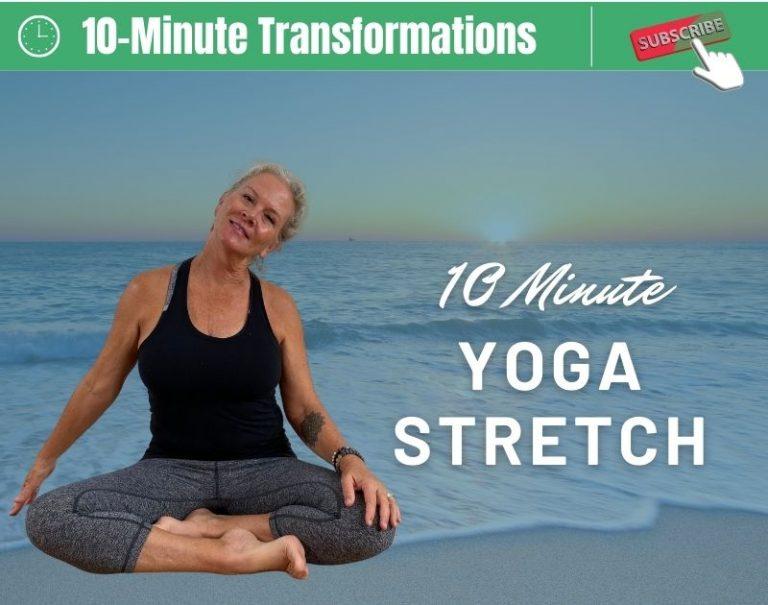 10 Minute Yoga Stretch