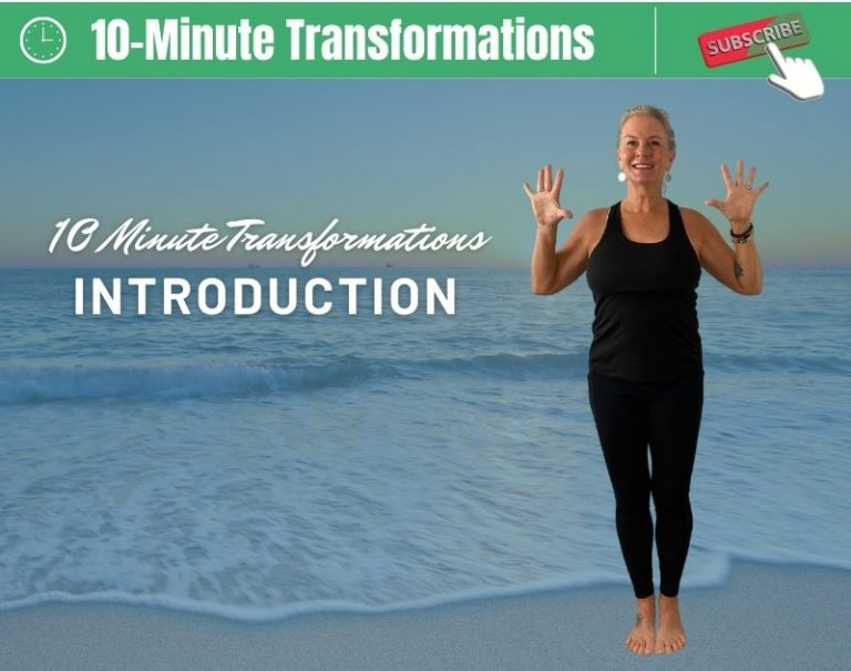 10 Minute Yoga Transformations Introduction