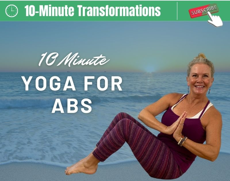 10 Minute Yoga for abs