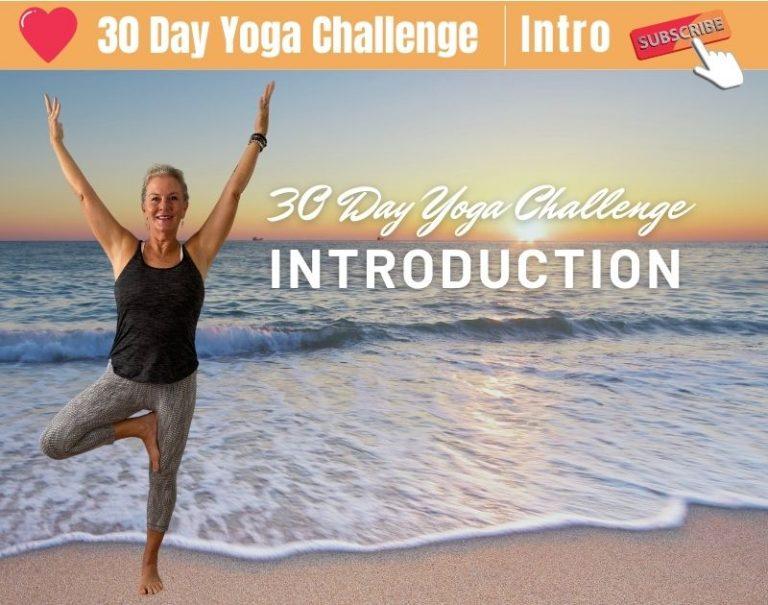 30 Day Yoga Challenge Introduction
