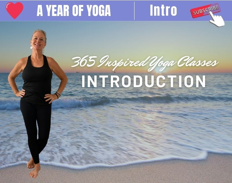 365 Inspired Yoga Classes Introduction
