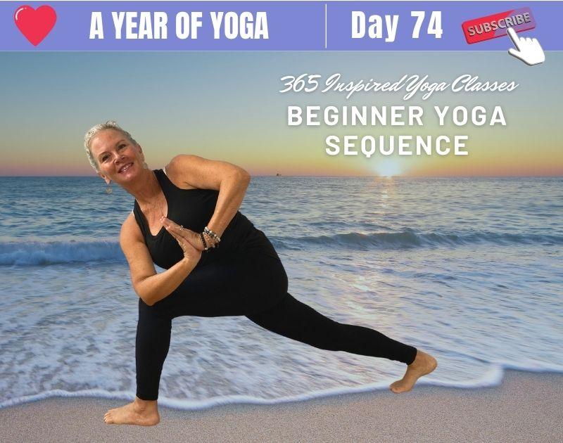 Beginner Yoga Sequence Flow