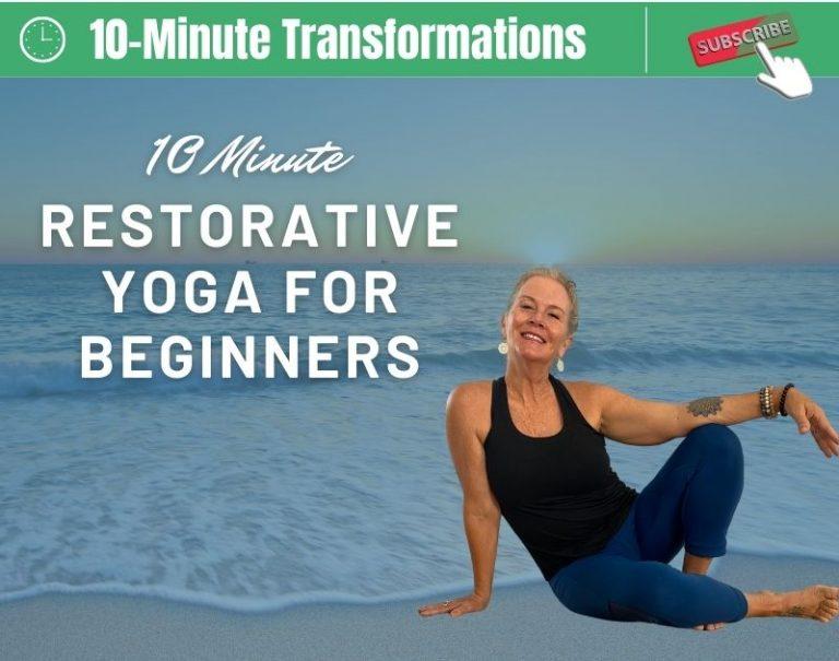 Restorative Yoga for Beginners