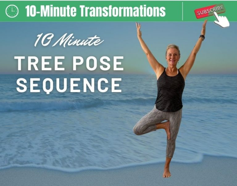 Tree Pose Sequence