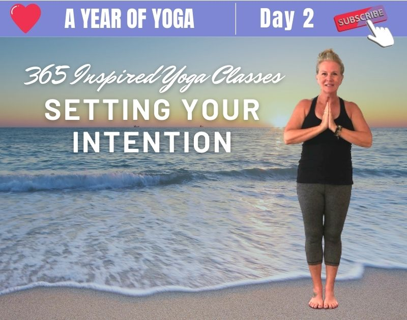 Yoga Intentions