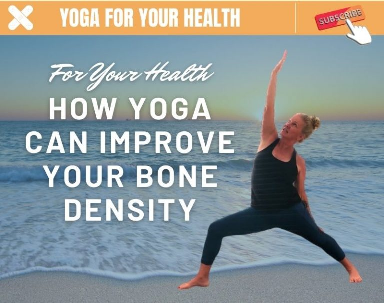 Yoga for Bone Density