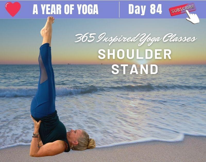 Shoulder Stand