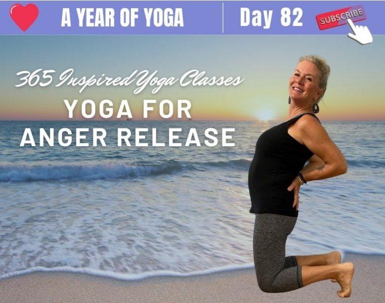 Yoga for Anger
