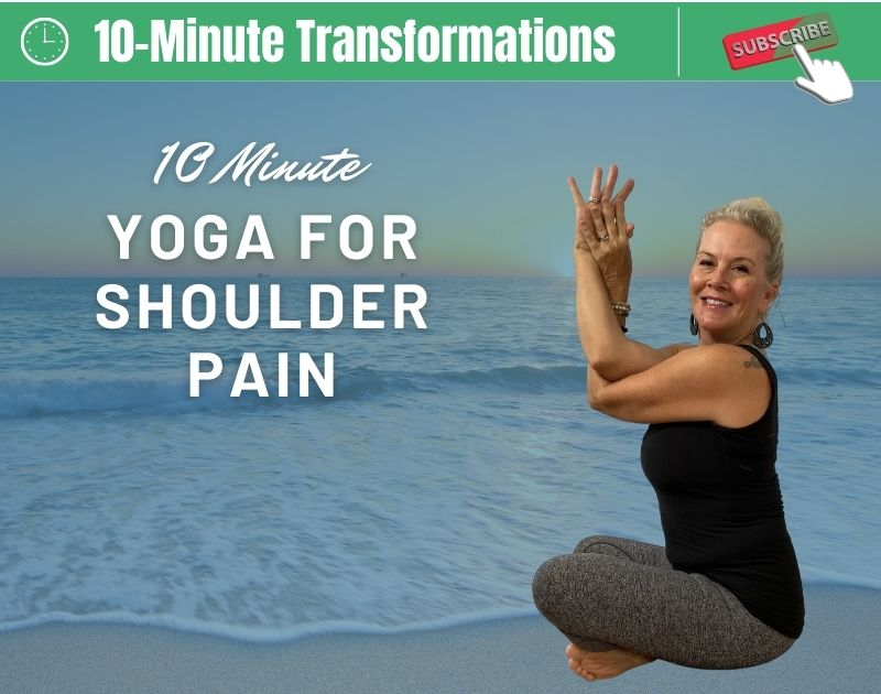 Yoga for Shoulder Pain