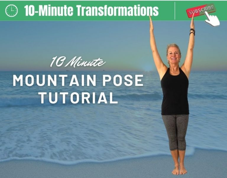 Mountain Pose in Yoga
