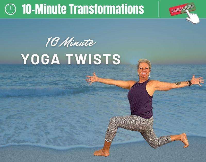 Yoga Twist Poses